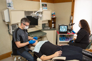 South Muskoka Dental Group hygiene